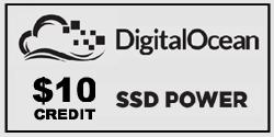 DigitalOcean! Simple cloud hosting, built for developers...
