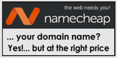 Namecheap! - Your domain name at the right price...