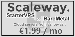 Scaleway - Happy cloud riding!