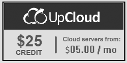 UpCloud! High performance cloud servers ...